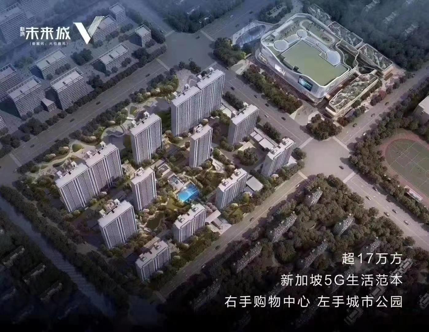 新鸿未来城